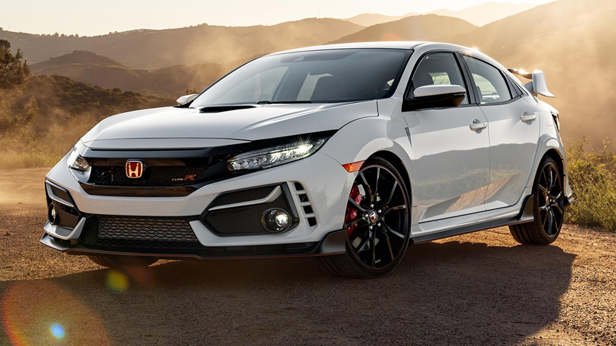 2020+ Honda Civic Type R Clear Bra Kit - Servo PPF